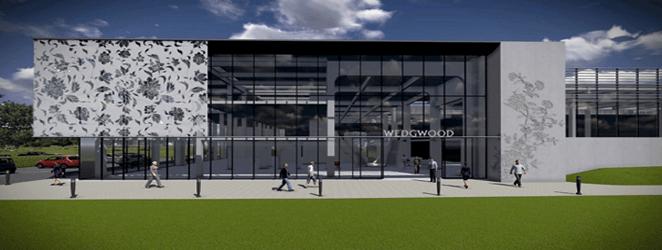 Wedgewood redevelopment