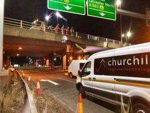 Osiers Bridge Repairs